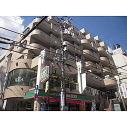 ウィングス竹ノ塚[6階]の外観