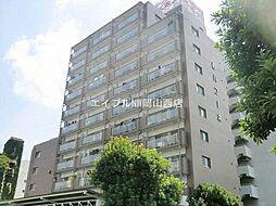 西川コーポ[3階]の外観