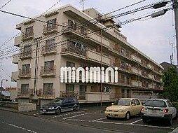 東仙台ガーデンハイツ[1階]の外観