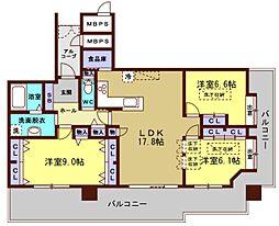 プレステージさがみ夢大通り12階 相模原駅歩5分