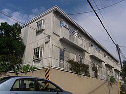 セントバレーB棟[2階]の外観
