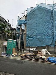 ラ・フロール鶴巻南[2階]の外観