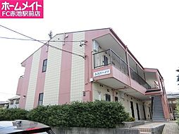 愛知県長久手市打越の賃貸マンションの外観
