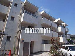 愛知県名古屋市昭和区高峯町の賃貸マンションの外観