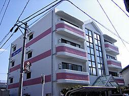 大阪府泉大津市松之浜町2丁目の賃貸マンションの外観