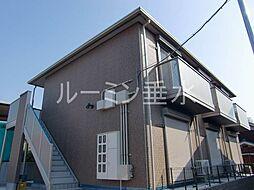 片山ハイツ[1階]の外観
