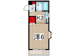 仏子駅 3.3万円