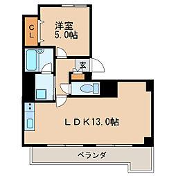 新栄町駅 6.4万円