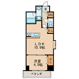 車道駅 8.5万円