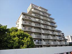 ニッシンパークサイドマンション[2階]の外観
