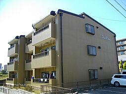 ファミーユ浅井A棟[1階]の外観