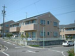 タウンハウス郷[1階]の外観
