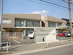 SUNNY COURT MARUTAKA II[1階]の外観