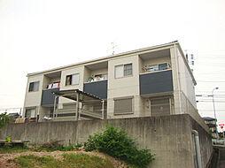 愛知県愛知郡東郷町春木台1丁目の賃貸アパートの外観