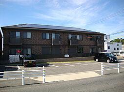 愛知県愛知郡東郷町清水2丁目の賃貸アパートの外観