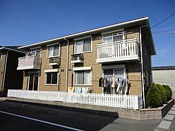 三重県鈴鹿市野町東2丁目の賃貸アパートの外観