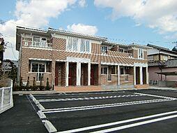 三重県鈴鹿市寺家3丁目の賃貸アパートの外観