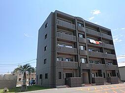 三重県鈴鹿市末広東の賃貸マンションの外観