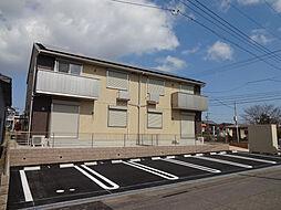 三重県鈴鹿市野町西3丁目の賃貸アパートの外観