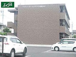 三重県鈴鹿市東旭が丘4丁目の賃貸マンションの外観