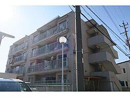 三重県四日市市九の城町の賃貸マンションの外観