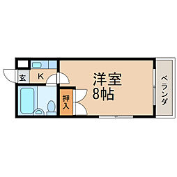 紀伊中ノ島駅 1.7万円