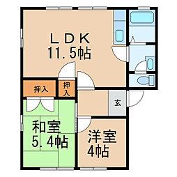 黒江駅 4.8万円