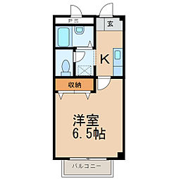 黒江駅 3.1万円