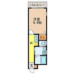 市民会館駅 5.0万円