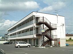 北海道北斗市七重浜1丁目の賃貸アパートの外観
