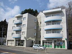 北海道函館市戸倉町の賃貸アパートの外観