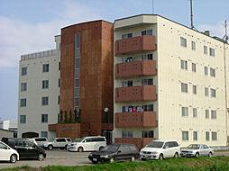 北海道北斗市追分1丁目の賃貸マンションの外観