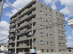 北海道函館市昭和2丁目の賃貸マンションの外観