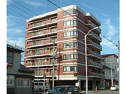 北海道函館市末広町の賃貸マンションの外観