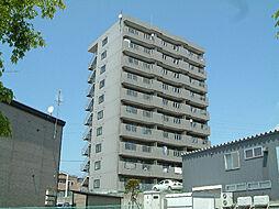 北海道函館市西桔梗町の賃貸マンションの外観