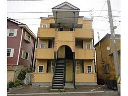 北海道函館市弥生町の賃貸アパートの外観