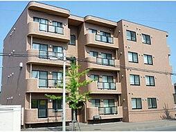 北海道函館市吉川町の賃貸マンションの外観