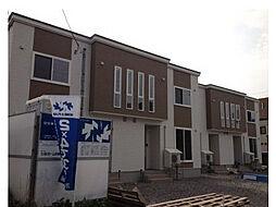 北海道函館市日吉町3丁目の賃貸アパートの外観