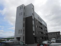 北海道北斗市追分2丁目の賃貸マンションの外観