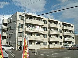 北海道函館市神山1丁目の賃貸マンションの外観