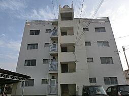 宏栄マンション[1階]の外観