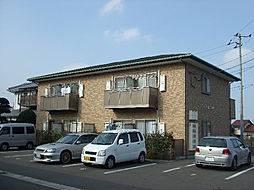 フォブール松本[2階]の外観