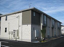 ガーデンヒルズ吉岡[1階]の外観