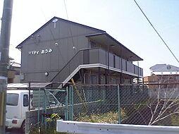 滋賀県大津市神領3丁目の賃貸アパートの外観