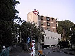 滋賀県大津市瀬田5丁目の賃貸マンションの外観