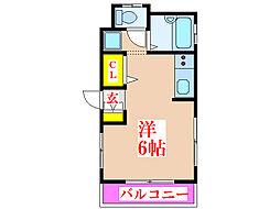 下原ビル [2階]の間取り