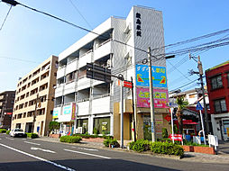 鮫島米穀ビル [2階]の外観