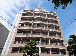プレジデント柳町[3階]の外観
