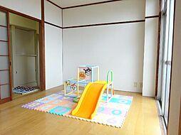 永吉ランドメイト[1階]の外観