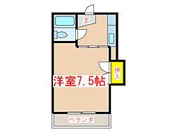 涙橋駅 2.2万円